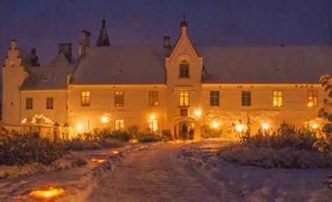 Julbord och Julmarknad på Bosjöklosters slott