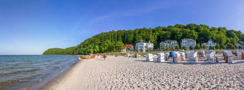 Klassisk sparesa till Rügen